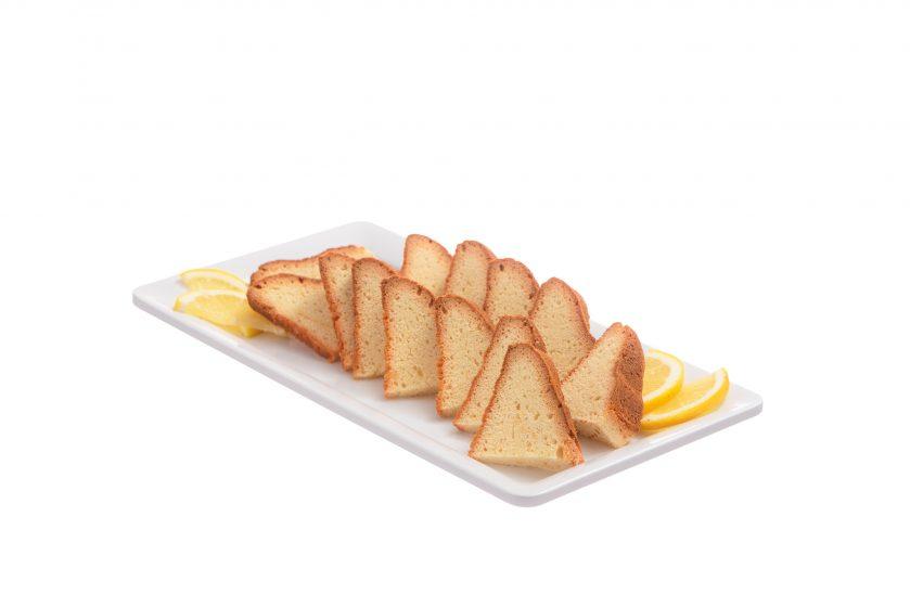 Sitruunakakku - piirakat ja kuivakakut